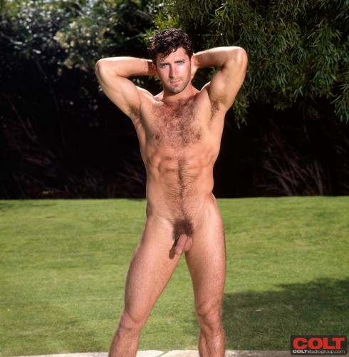 hairy-chest-naked-man